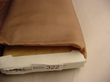 25 yards Light Taupe Lining Fabric #BATH-322