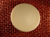 (12pcs) Shank Buttons 1 1/2 inches Off White #bag-191