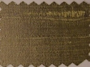 Antique Green Textured Silk Dupioni Fabric #ABC-152