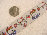 Vintage Sailor Child Ribbon #-WR-342