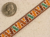 Vintage Harvest Design Ribbon #-WR-459