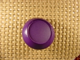 Designer Shank Buttons 1 1/8 inches Purple #Bpiece-236