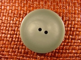 Designer 2 hole Buttons 1 3/8 inches Sage Green #Bpiece-250