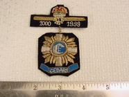 Hand-made Embroidery Patch #AP-95
