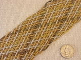 Fancy Gold & Silver Metallic Cords Braided Trim #-LT-429