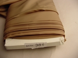 20 yards Taupe Lining Fabric #BATH-381