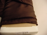 12 yards Brown Lining Fabric #BATH-447