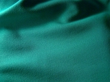Teal Green Washable Knit Fabric # K-303