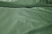 Army Green Poly Cotton Broadcloth Sheen Fabric #NV-247