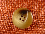 4 hole Italian Buttons 1 1/8 inches Camel #Bpiece-341