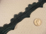 Dark Green Venise Lace #-LT-152