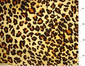 Cheetah Print Fabric #ABC-572