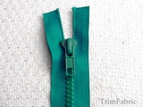 "36"" Kent Green Separating Zipper #-ZP-706"
