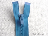 "36"" Ocean Blue Separating Zipper"