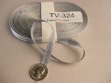 45 yards Jacquard Ribbon #-TV-324