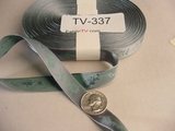 40 yards Jacquard Satin Ribbon #-TV-337