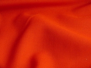 Christmas Holiday Red Wool Fabric