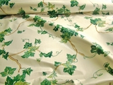 Vine Cotton Chintz Fabric # UU-27