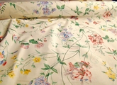 Waverly Cotton Chintz Floral Fabric # UU-48