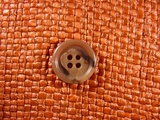 Italian 4 hole Buttons 3/4 inch Taupe #Bpiece-174