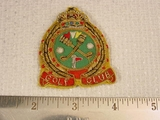 Hand-made Embroidery Patch #AP-116