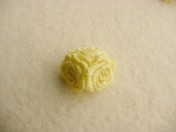 Yellow Flower Applique #AP-302