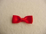 Red Bow Applique #AP-305