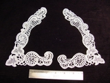 Venise Applique (Pair) #AP-31