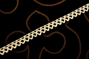 "3/8"" Natural Lace Trim #270"