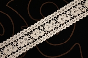 "1 5/8"" Off White Lace Trim #lace-64"