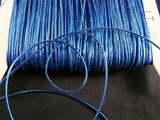 "1/16"" Royal Blue Metallic Cording LT-156"
