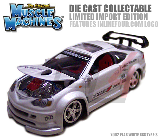 Hot Wheels Limited Import Edition RSX-S