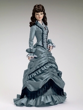 "CHARMING LADY - outfit for 22"" doll*"