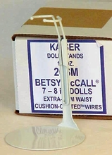 """7""""-8"""" stands (dozen) for Tiny Betsy McCall-BEST stand for 10""""Cissette"""
