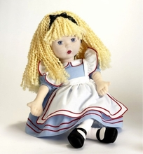 MADAME ALEXANDER CLOTH DOLLS - click here