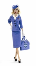 "16"" PAN AM STEWARDESS*"