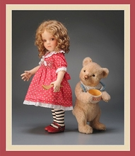 "12 1/4"" GOLDILOCKS & BABY BEAR*"