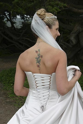 Wedding Tattoo Rule #2