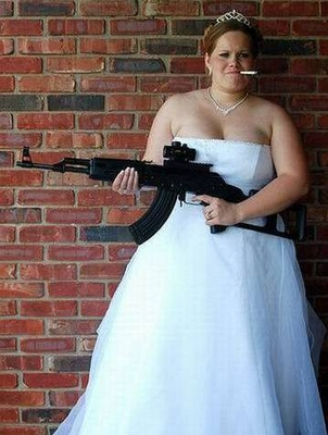 Machine Gun Bride