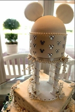Mickey Mouse Wedding Cake