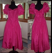 Fuscia Front and Back