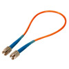 FC Multimode (50/125) Loopback Adapter Test Cable
