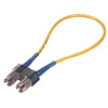 FC Singlemode (9/125) Loopback Adapter Test Cable