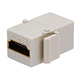 Keystone Jack - HDMI® Female to Female Coupler Adapter (Ivory)
