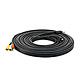 25ft S-Video|3.5mm Stereo to Composite RCA|RCA Stereo Combo 22AWG Cable (Gold Plated)