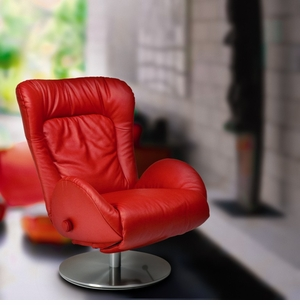 Lafer Leather Stress Free Recliners