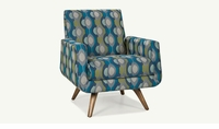 betty retro modern chair