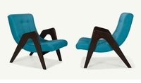 edie retro modern chair