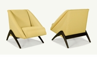 trudy retro modern chair