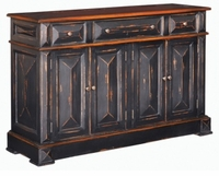 Paneled Buffet